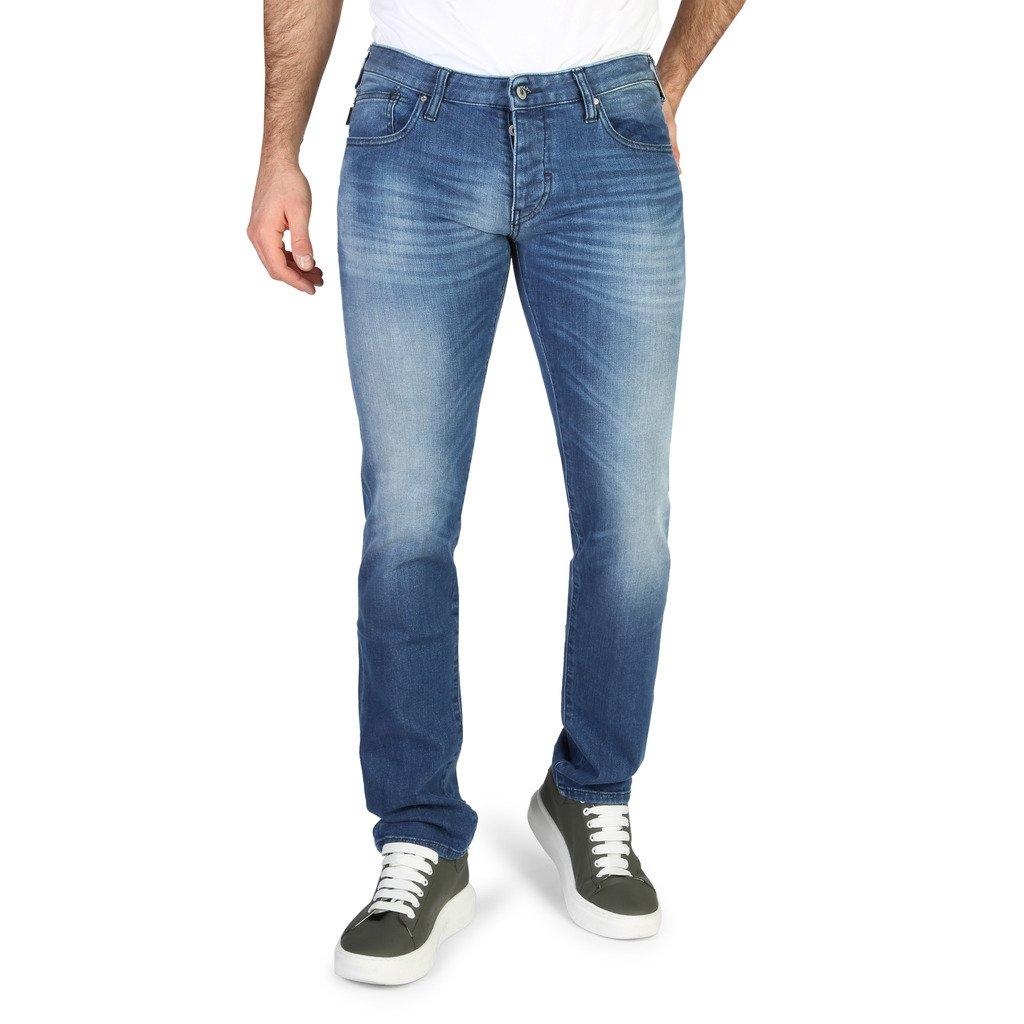 Emporio Armani Men's Jeans Blue 328769 - blue 30