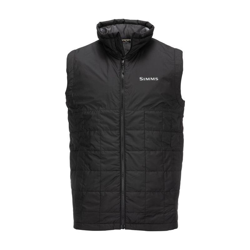 Simms Fall Run Vest Black XL