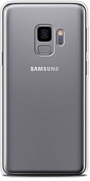 Galaxy S9 Clear Soft Silicone Case