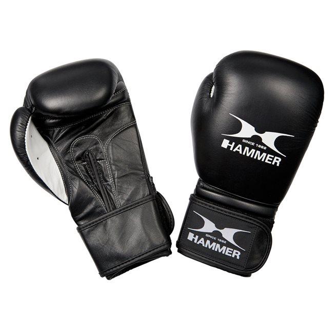 Hammer Boxing Gloves Cowhide, Boxnings- & Thaihandskar