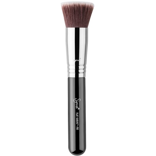 Sigma Flat Kabuki Brush - F80, Sigma Beauty Meikkivoide- ja puuterisiveltimet
