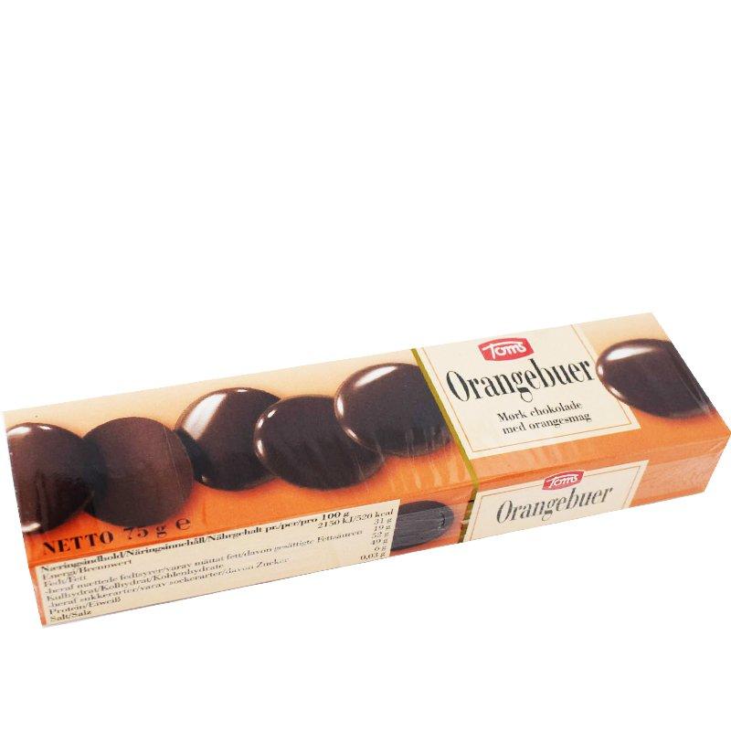 Mörk Choklad Apelsin - 50% rabatt