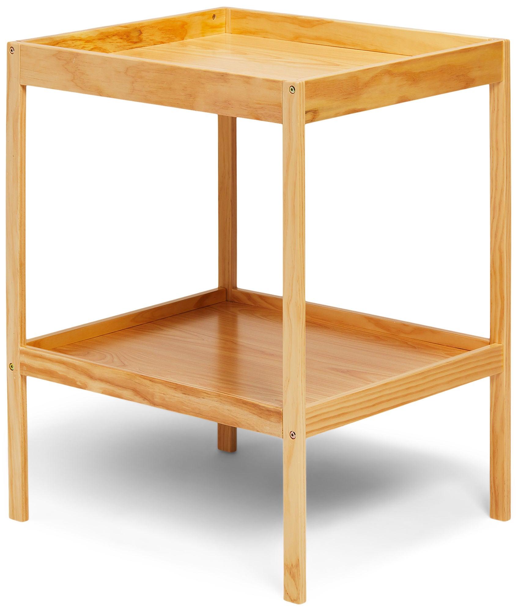 JLY Essential Hoitopöytä, Puu