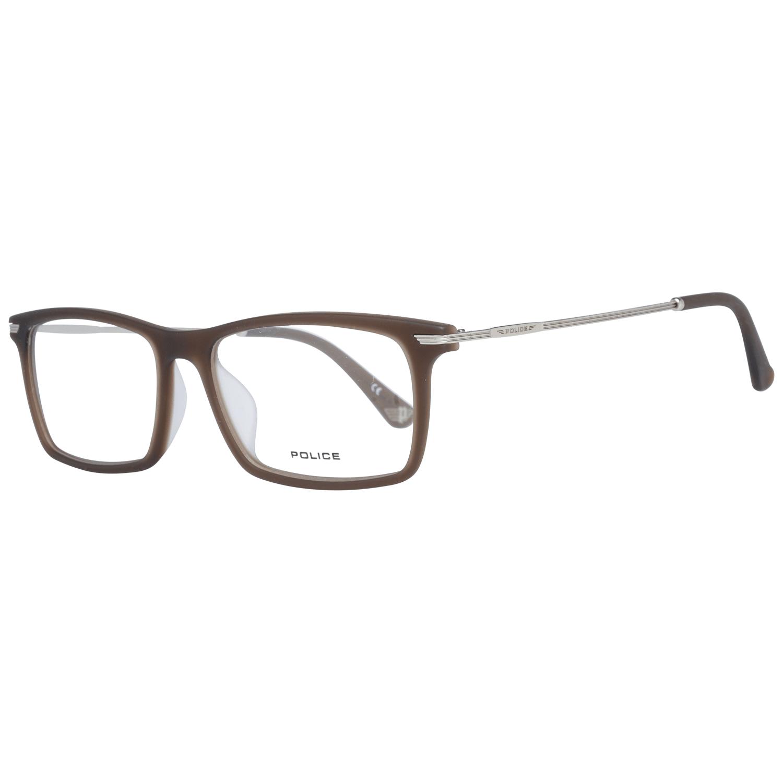 Police Men's Optical Frames Eyewear Brown PL473 526W8M