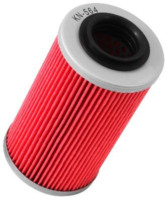 Öljynsuodatin K&N Filters KN-564