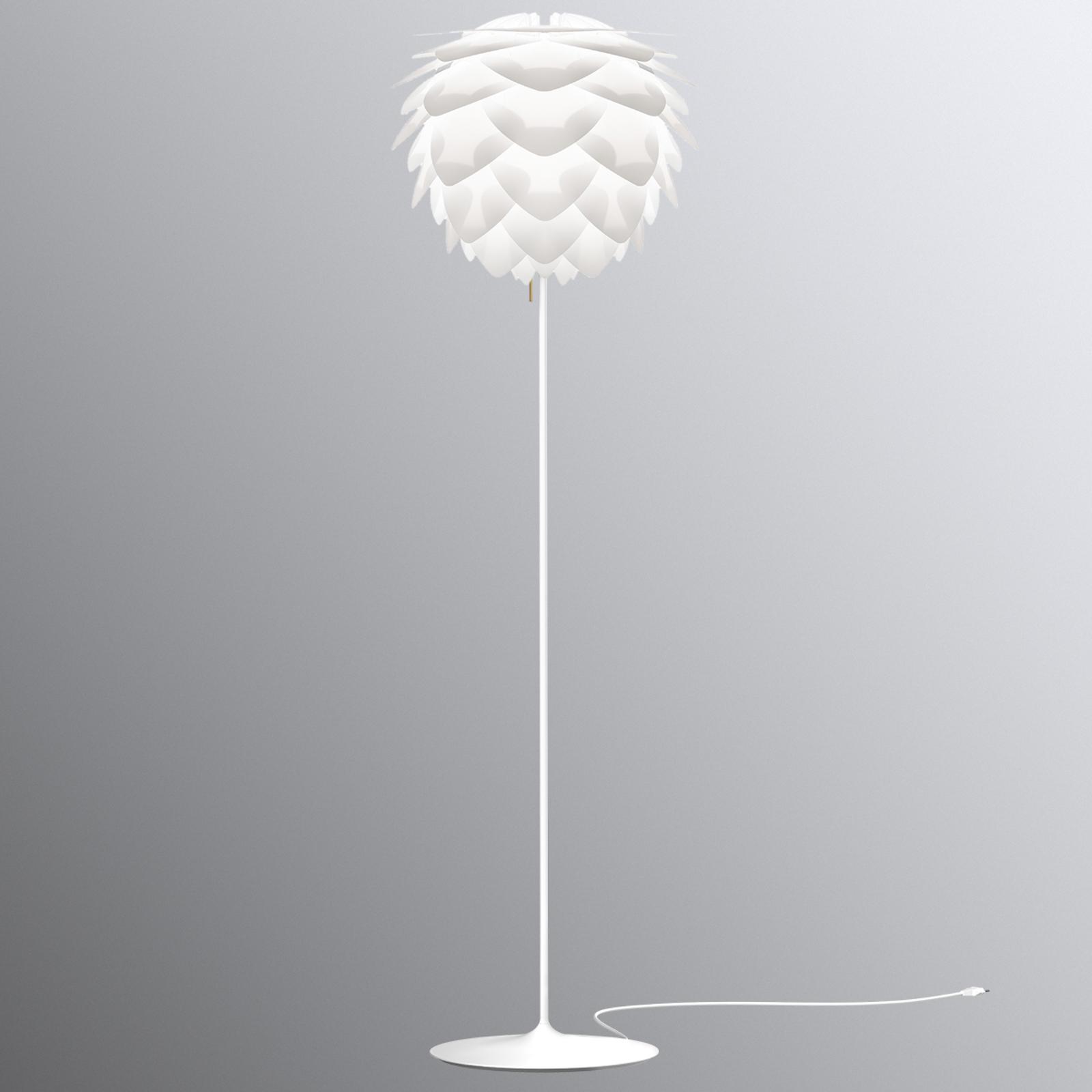UMAGE Silvia medium -lattiavalaisin valkoinen
