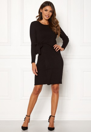 Happy Holly Elizabella knitted dress Black 48/50