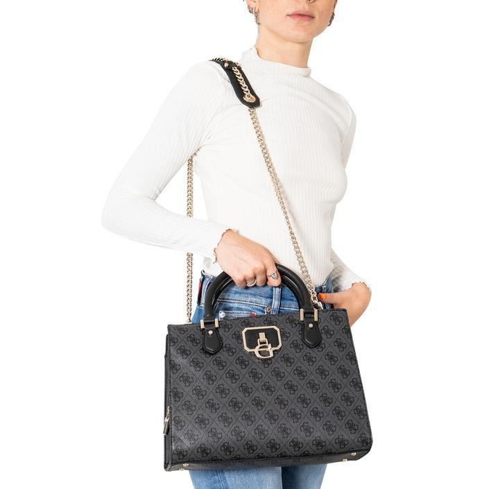 Guess Women's Handbag Black 308439 - black UNICA