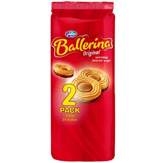 Ballerina Original 2-pack - 37% rabatt