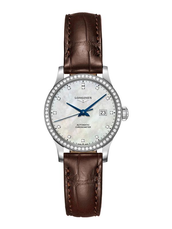 Longines Record Chronometer 30mm L2.321.0.87.2
