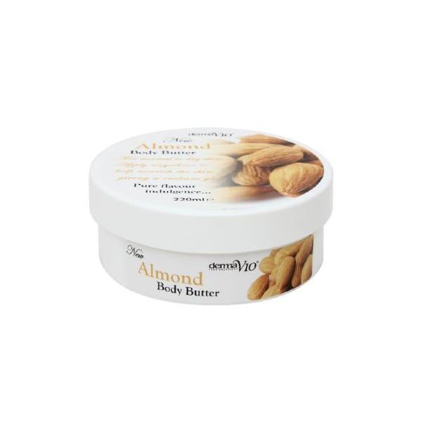 Derma V10 Body Butter Mandel 220 ml