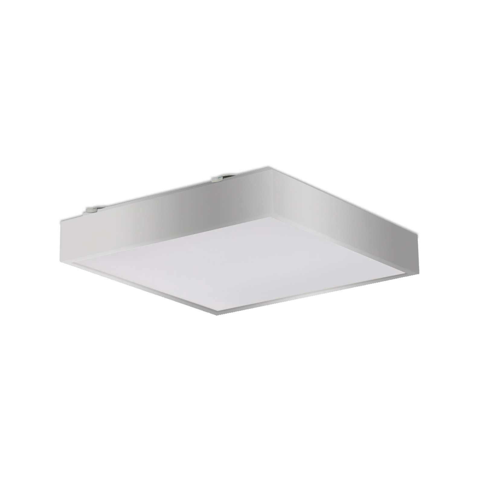 Q4 - LED-taklampe i sølv DALI