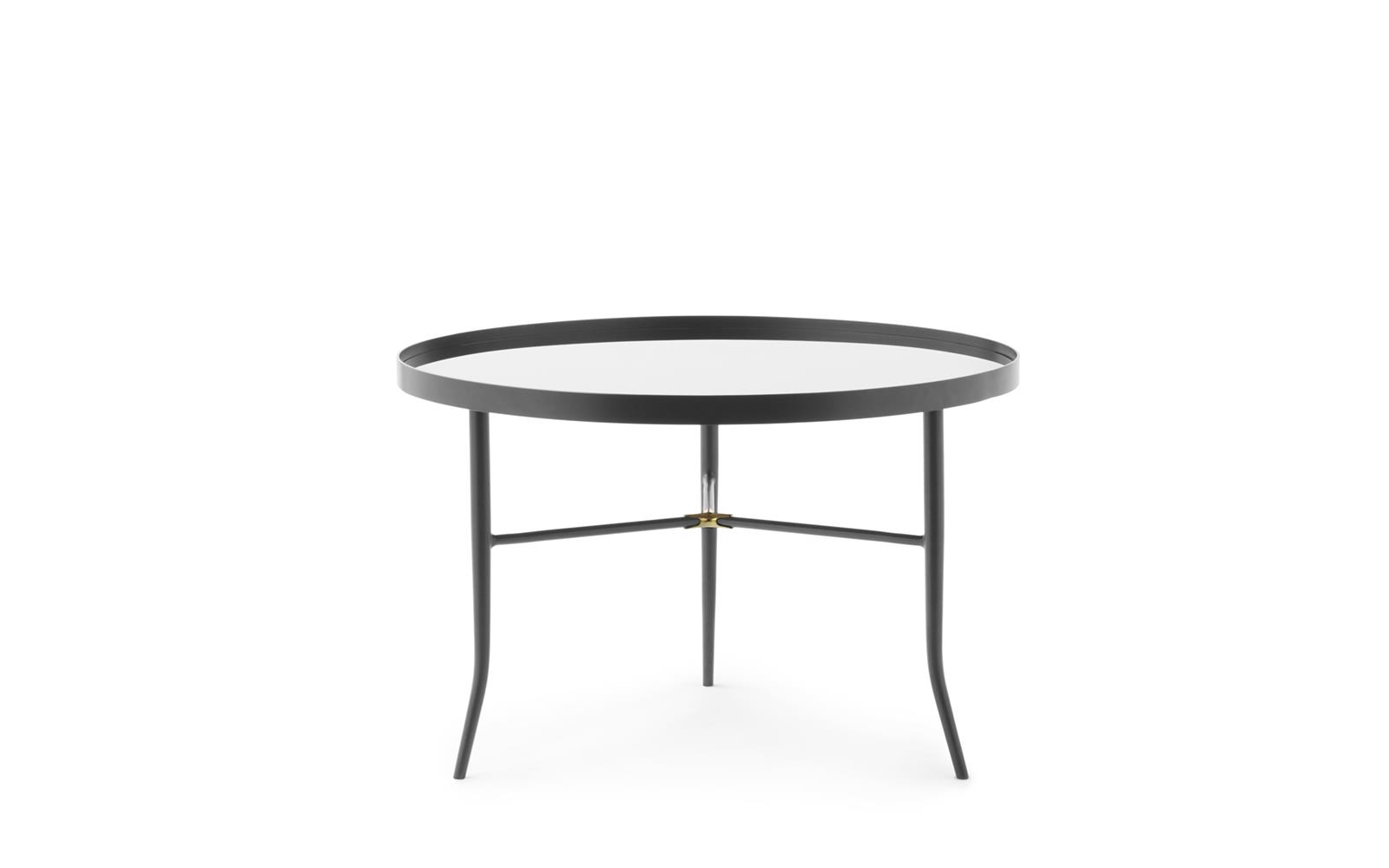 Normann Copenhagen - Lug Table Large - Grey (602292)