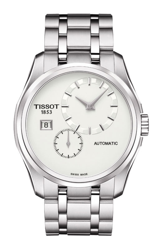 Tissot Couturier Automatic Small Second T035.428.11.031.00