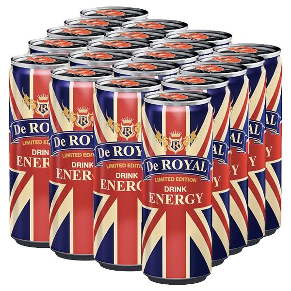 Royal Crown Energy 25 cl x 20 st