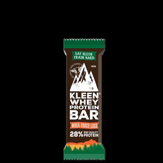 Whey Protein Bar - Moca Choco Loco, 60 g