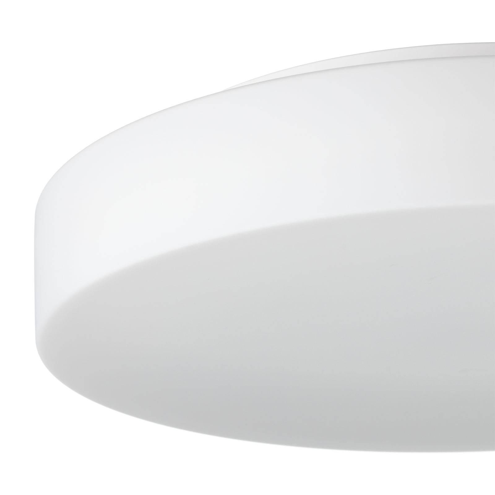 BEGA 34288 LED-kattovalaisin lasi DALI 4000K Ø39cm