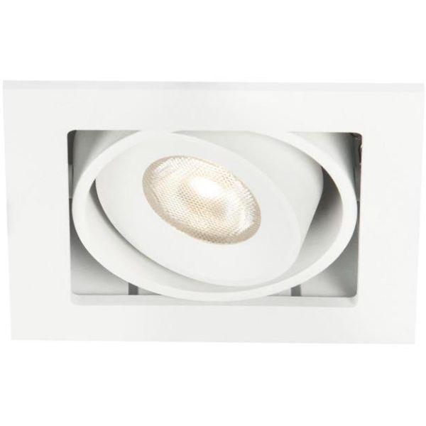 Hide-a-Lite Bright Eye G2 Box I Downlight 6,8 W, hvit 2700 K