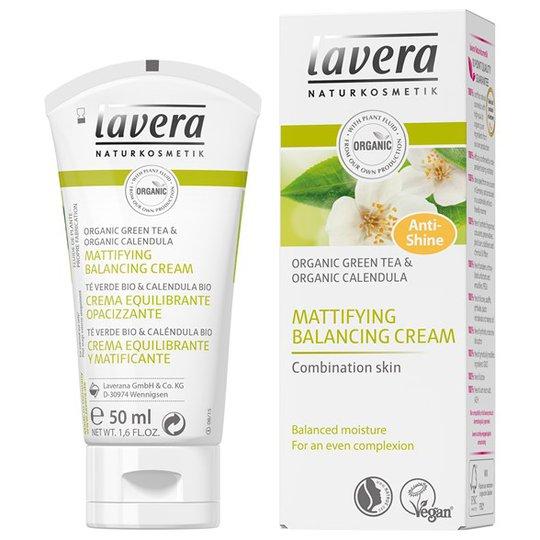 Lavera Mattifying Balancing Cream, 50 ml
