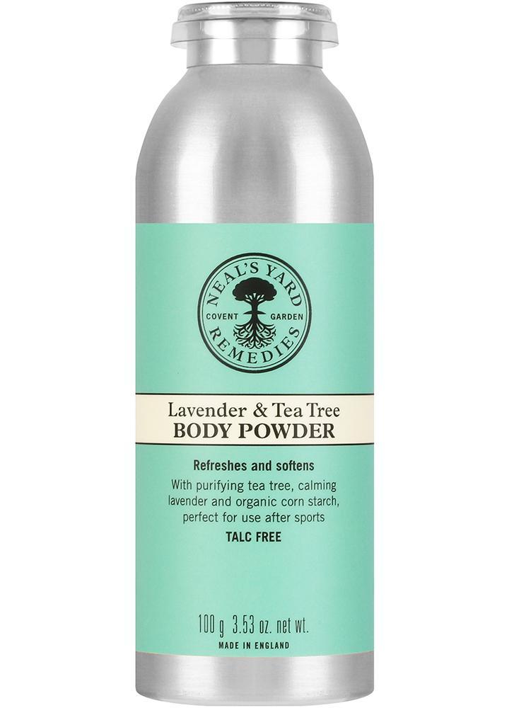 Neal's Yard Remedies Lavender & Tea Tree Body Powder