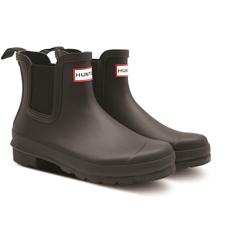 Hunter Unisex Original Chelsea Boots Various Colours 30059 - Black 8
