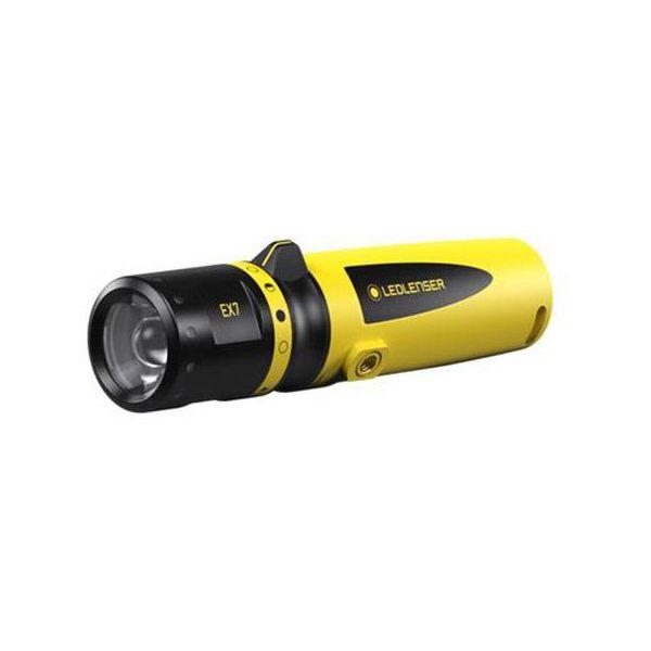 Led Lenser EX7 Lommelykt