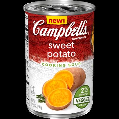 Campbells Sweet Potato Cooking Soup 298g