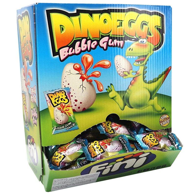 Tuggummi Dinoegg 200-pack - 48% rabatt