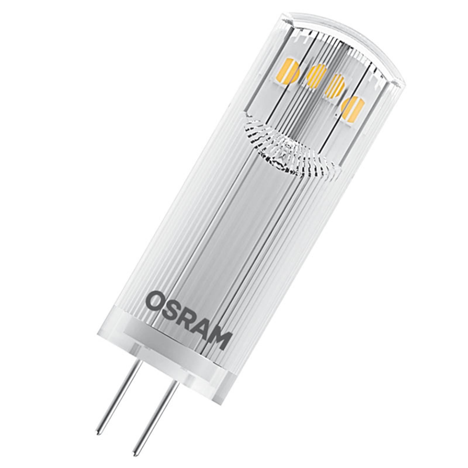 OSRAM-LED-lamppu G4 Star Pin 1,8W matta 4 000 K