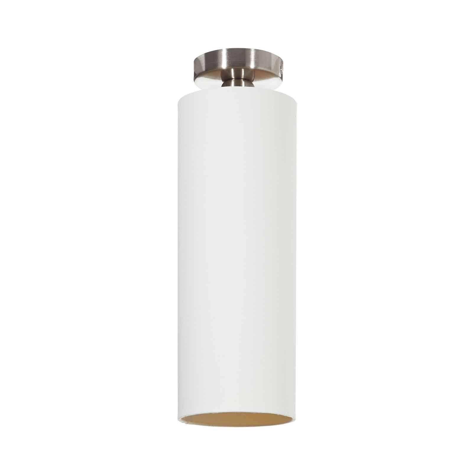 Lucande Patrik taklampe av tekstil Ø15cm krem