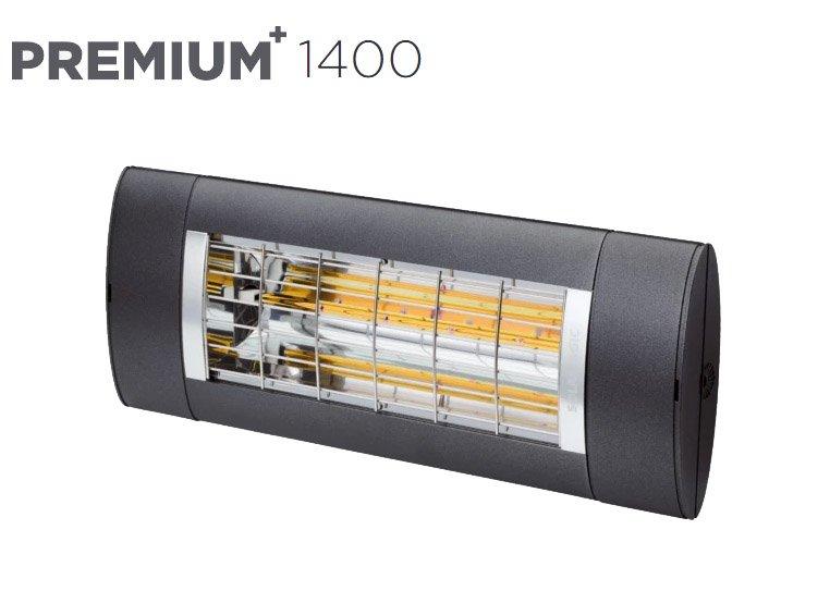 Solamagic - 1400 Premium+ - Antracite - 5 Years Warranty