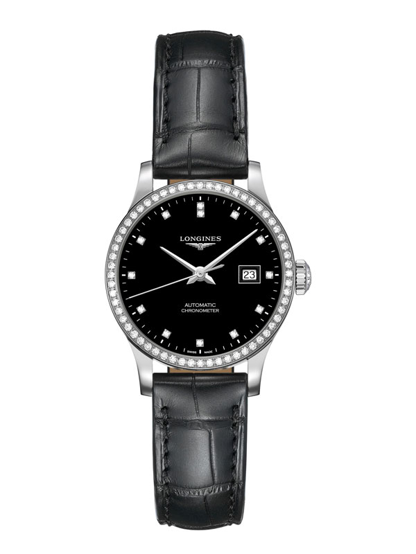 Longines Record Chronometer 30mm L2.321.0.57.2
