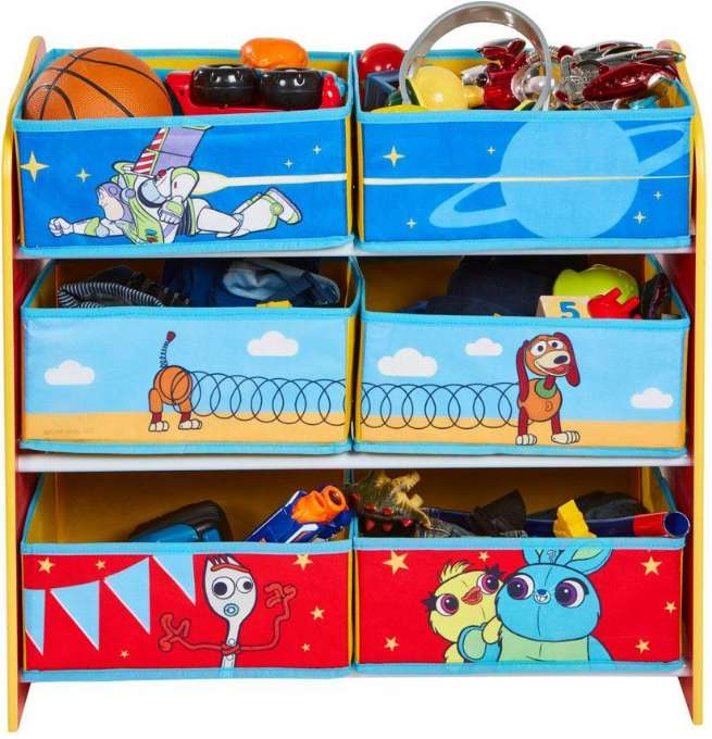 Toy Story - Kids Toy Storage Unit (471TYY01E)
