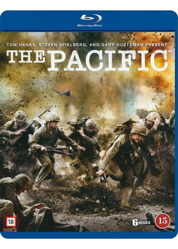Pacific, The (Blu-Ray)