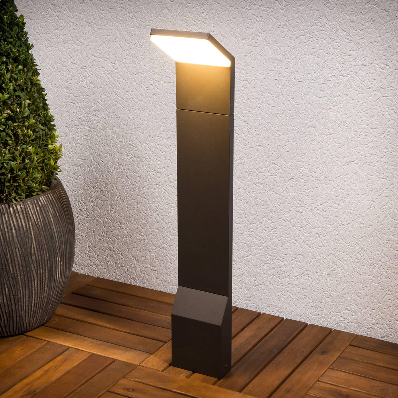 Nevio-LED-pylväsvalaisin 60 cm