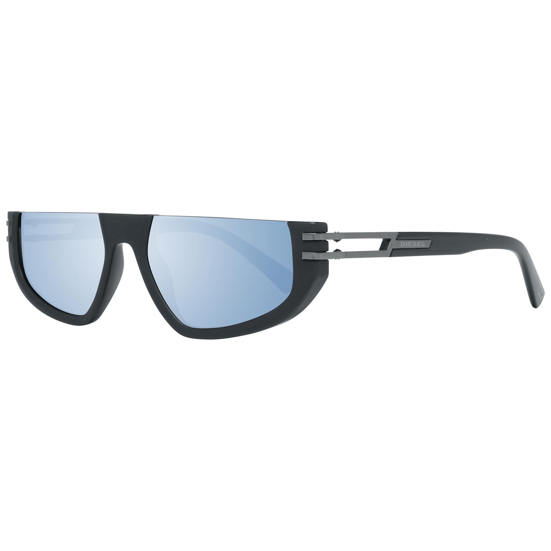 Diesel Men's Sunglasses Black DL0315 6102X