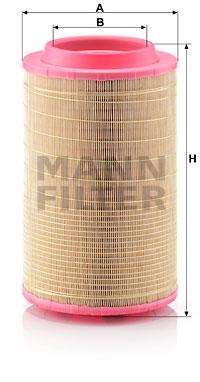 Ilmansuodatin MANN-FILTER C 25 860/5