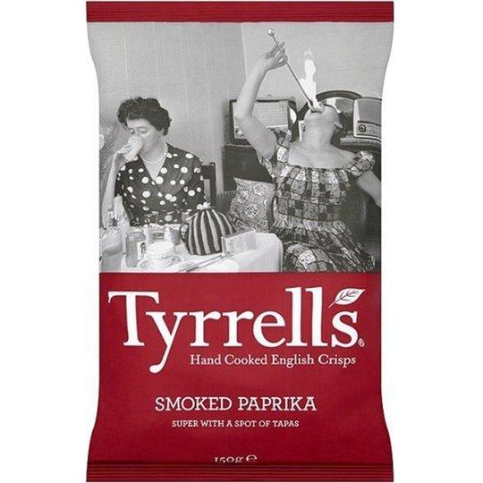 """Chips """"Smoked Paprika"""" 150g - 25% rabatt"""