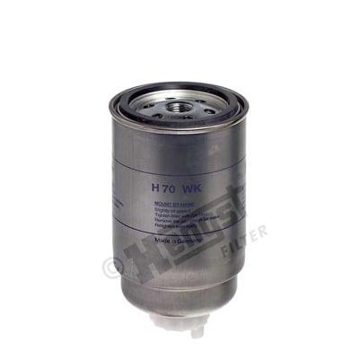 Polttoainesuodatin HENGST FILTER H70WK