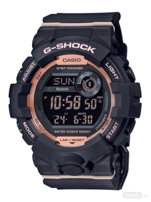 Damklocka CASIO G-Shock Step Tracker Bluetooth GMD-B800-1ER