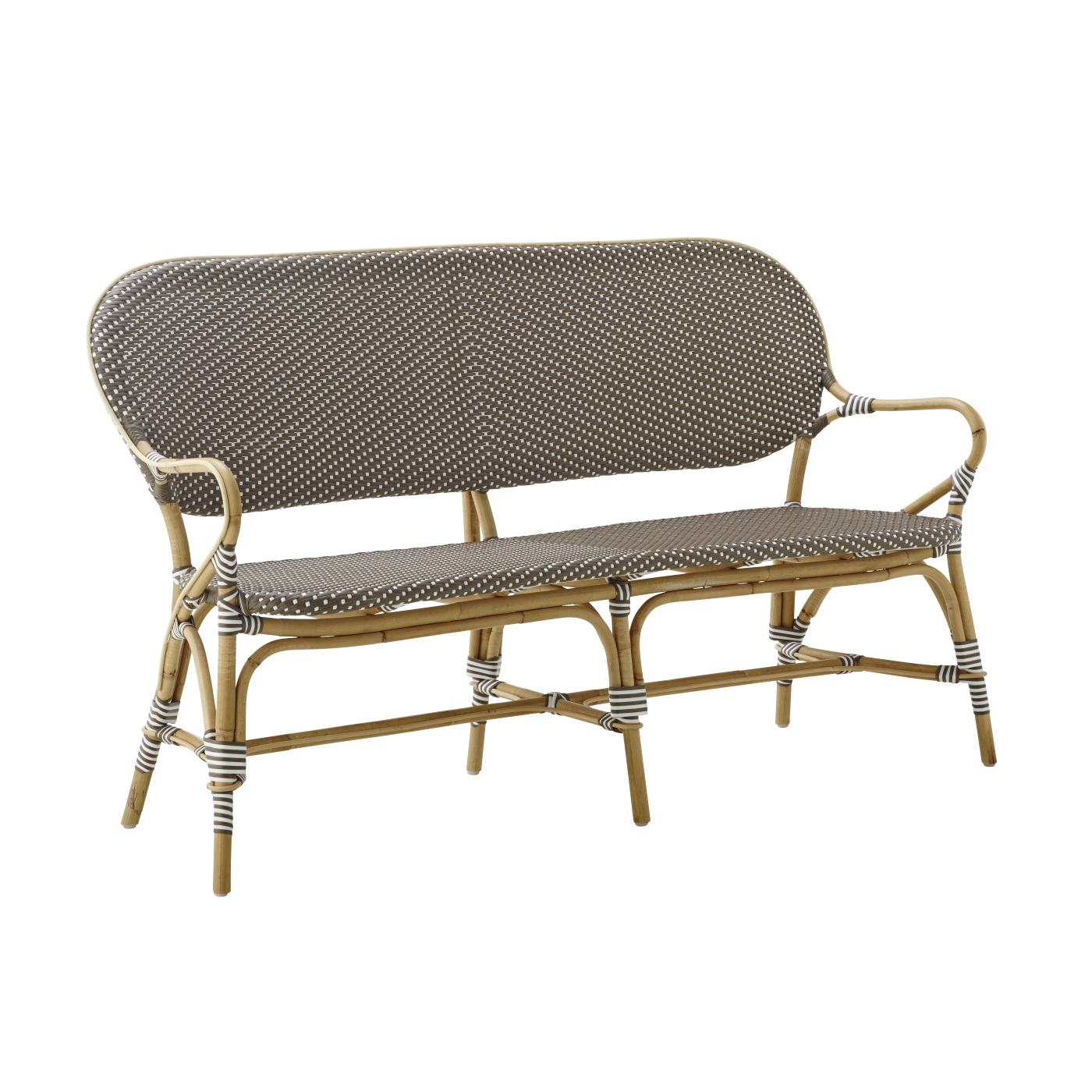 Isabell bench Affäire cappuccino, Sika-design