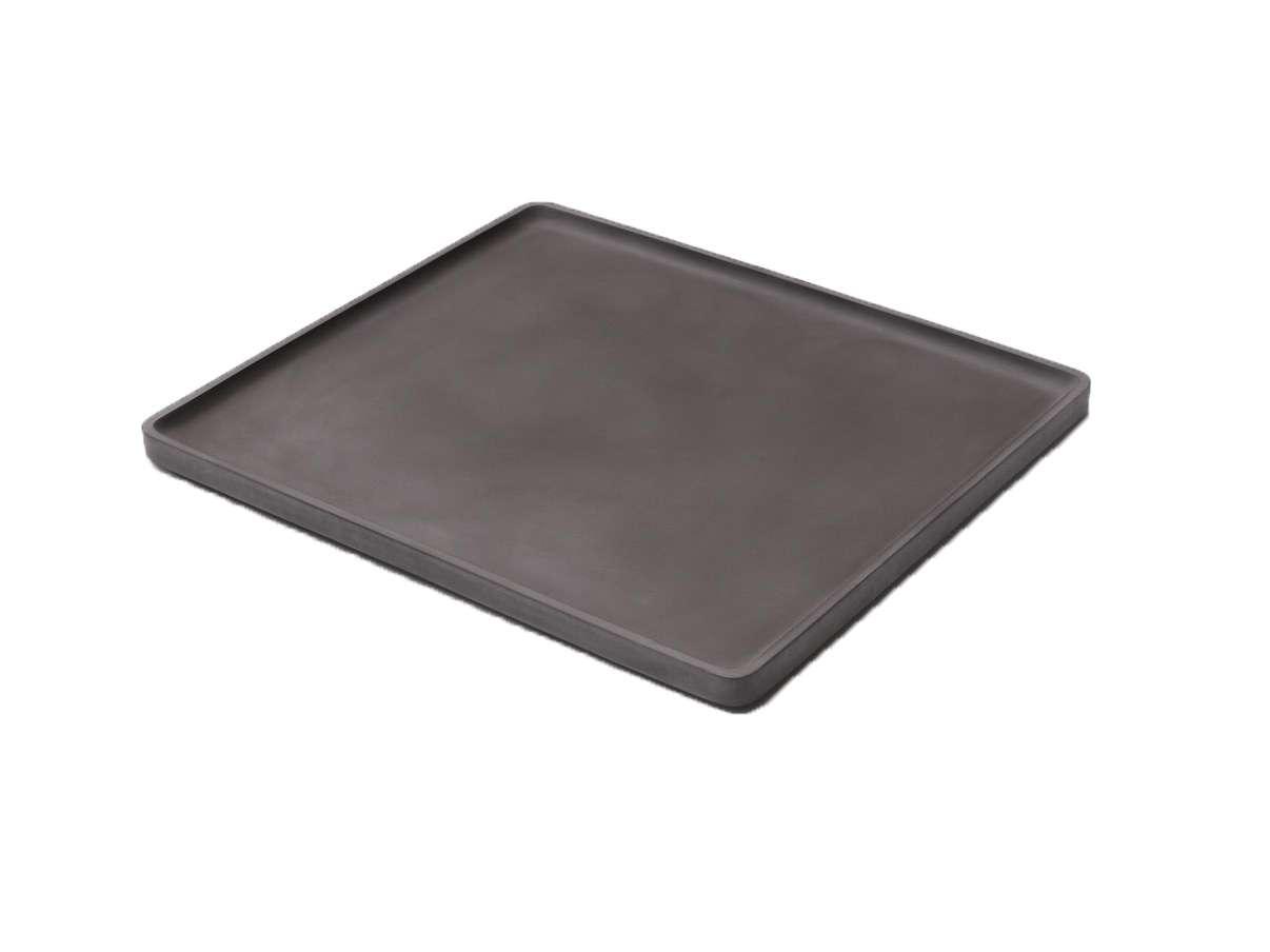LIKEconcrete - Karin Tray Large 40 x 35 x 2 cm - Antracit Grey (93772)