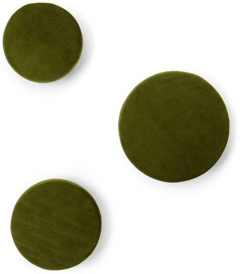 That's Mine Knagg Soft Hooks, Moss Green