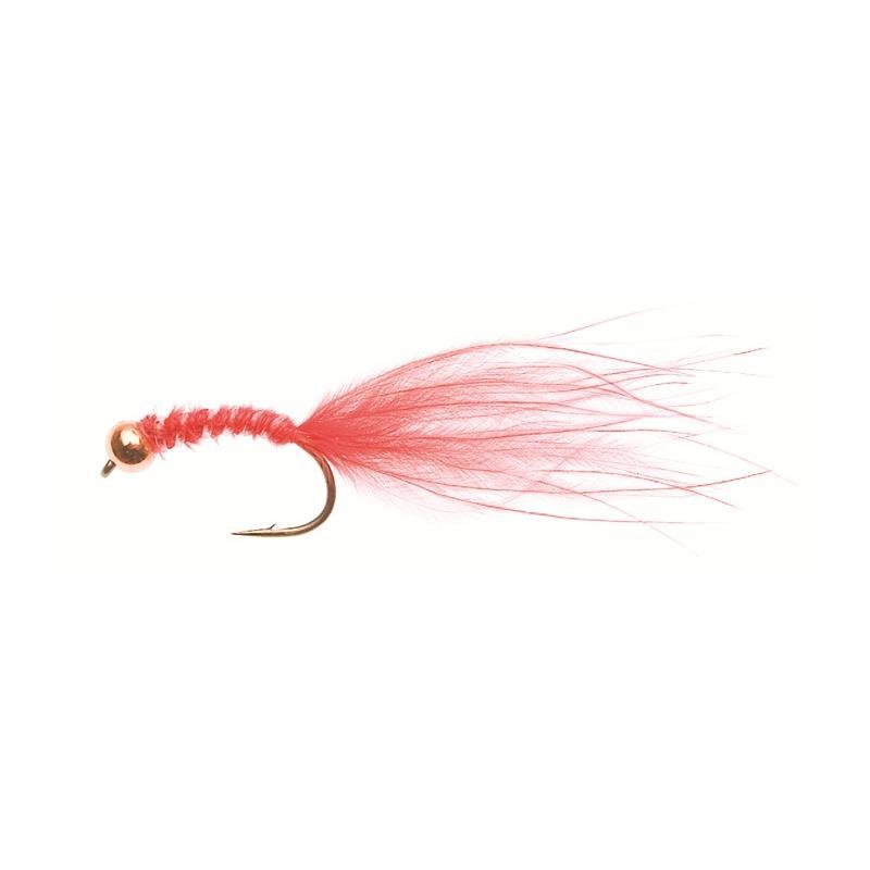Blood Worm #10 - Red Kjøp 12 fluer få gratis flueboks