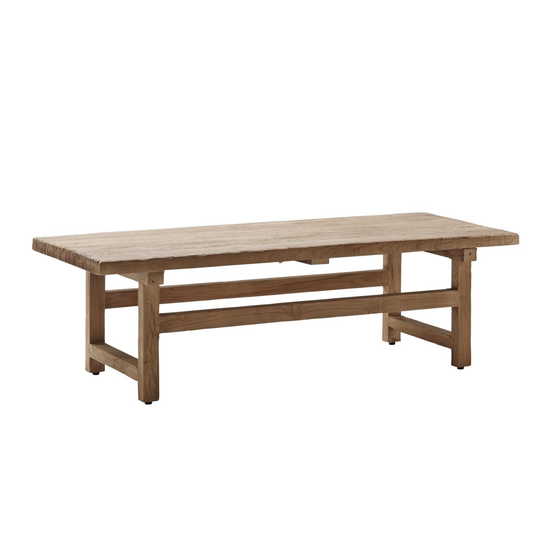 Alfred Coffee table 140 cm teak Sika-Design