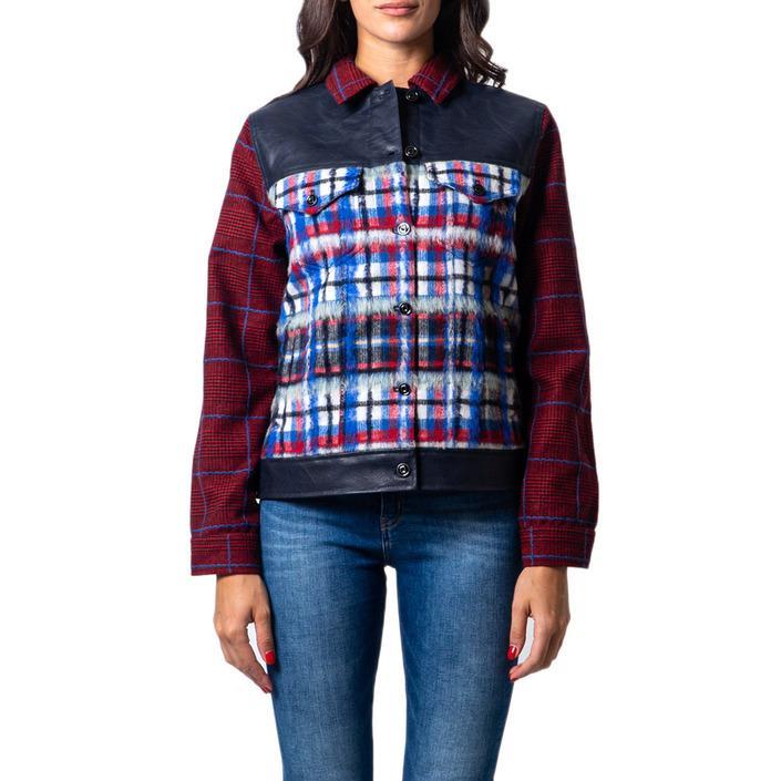 Desigual Women's Blazer Multicolor 177037 - multicolor M
