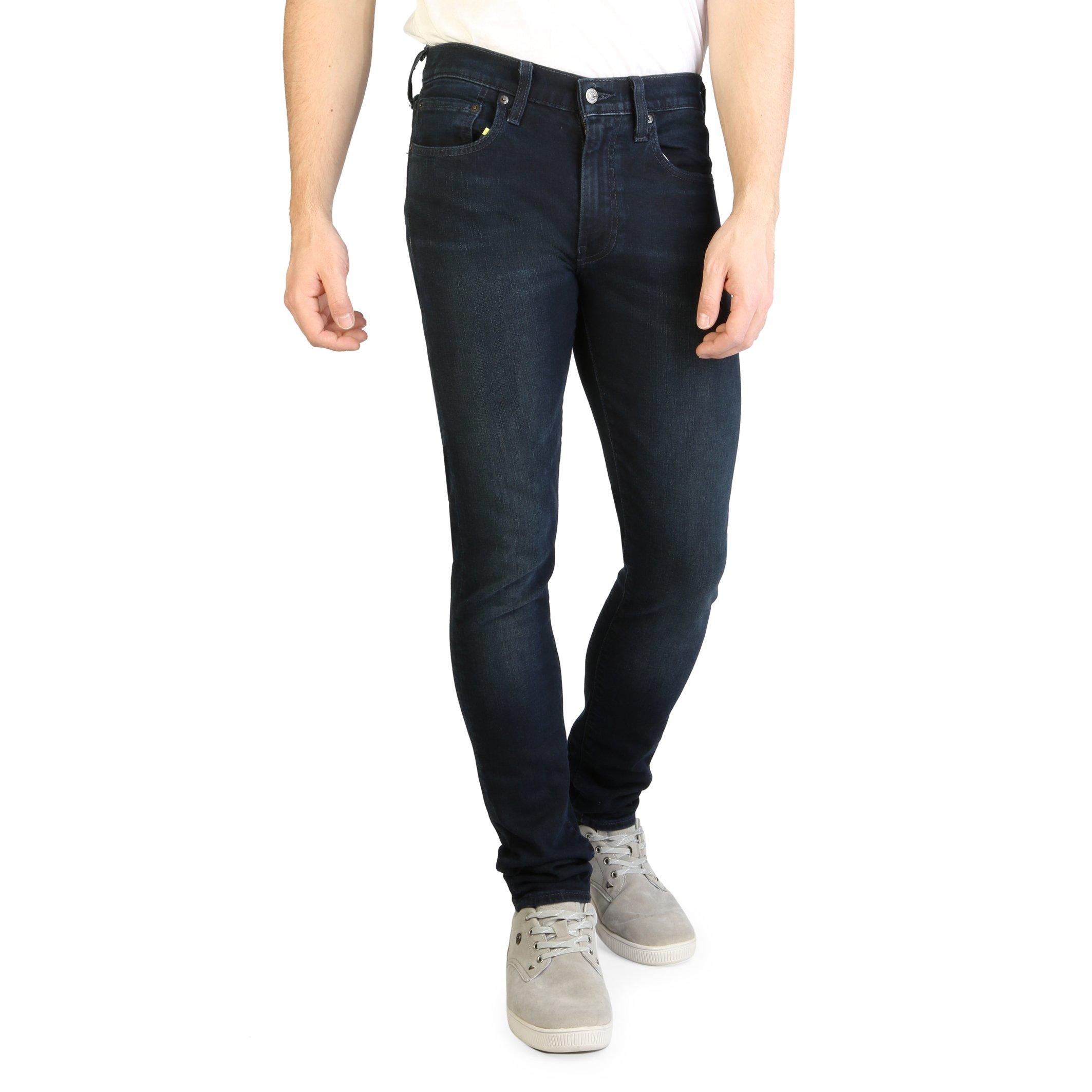 Levis Men's Jeans Blue 84558 - blue-1 33