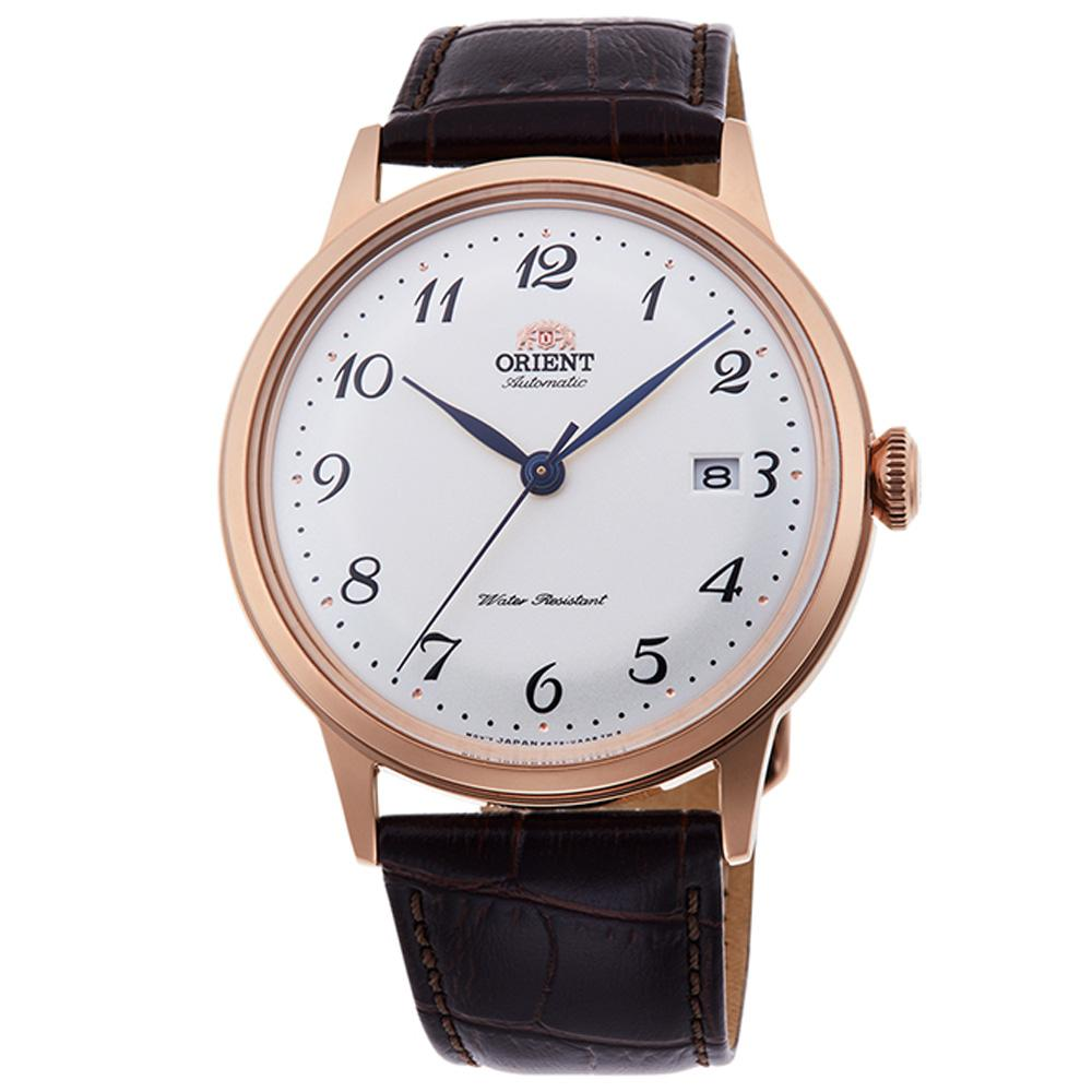Orient Men's Watch Rose Gold RA-AC0001S10B