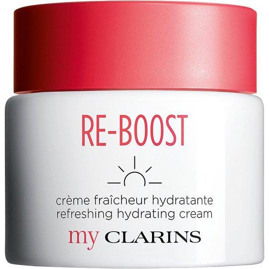 My Clarins Re-Boost Refreshing Hydrating Cream, 50 ml My Clarins Päivävoiteet