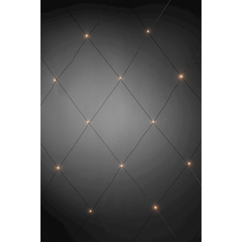 Konstsmide 96 varmvit LED 3x3m